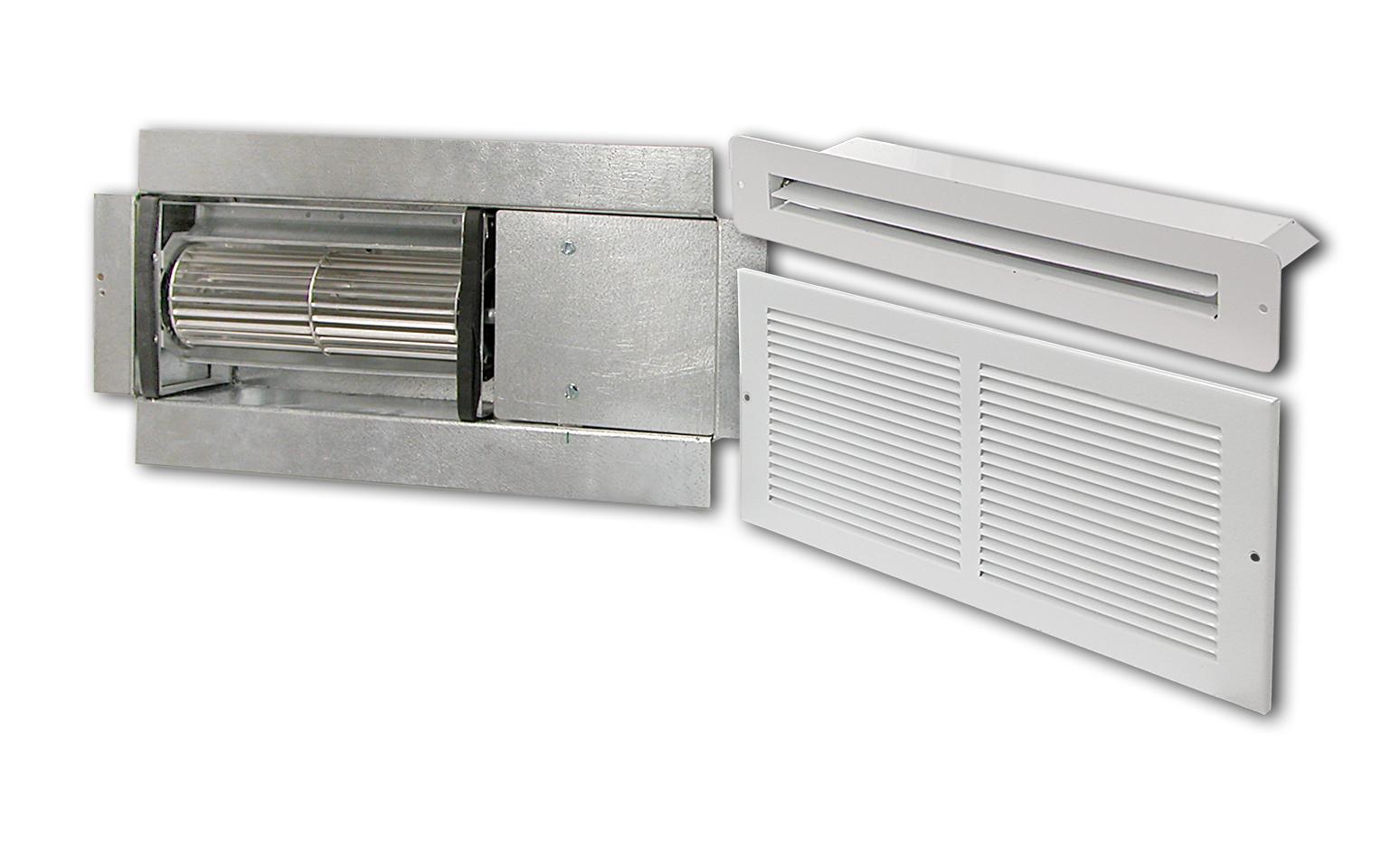 Case Studies Crawl Space Ventilation Room To Room Fan