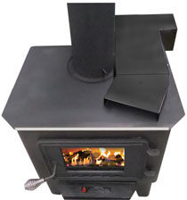 Hot Shot Stove Blower