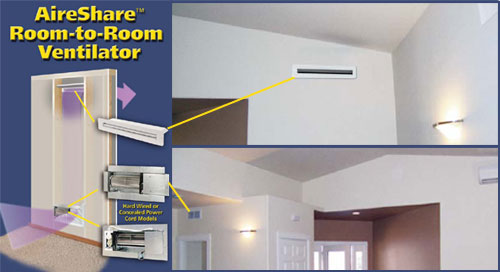 Room To Room Ventilation Fans : Case studies crawl space ventilation room to fan