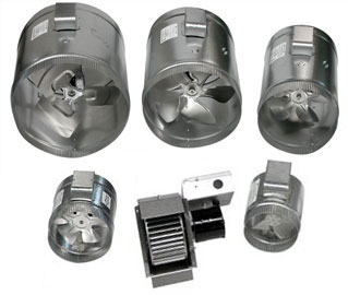 Duct booster fans crawl space ventilation dryer - Bathroom exhaust fan 3 inch duct ...
